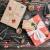 MELLIEX 24 Stück Weihnachten Miniatur Anhänger, Christbaumschmuck Harz Ornamente DIY Weihnachtsschmuck für Christbaum Adventskalender Puppenhaus Dekoration - 3