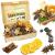 MGS SHOP Deko - Mix Weihnachten Bastelset kreative Idee Natur Dekoration mit Moos Anis Zimt Orangenscheibe Kokosstern (Natur) - 3