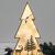 Rayher 62830000 Holz-Rahmen Weihnachtsbaum Set, 2 Holz-Bäume, 22x36 cm und 30x49,5 cm, Tannenbaum, weihnachtliche Dekoration - 3