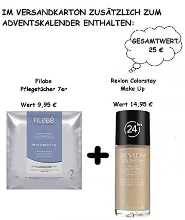Rituals Adventskalender 2021 Frauen Deluxe - Beauty Kosmetik Advent Kalender, Wert 350 €, Pflege Weihnachtskalender Frau, Adventkalender Damen - 2