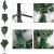 SALCAR Weihnachtsbaum künstlich 270cm mit 1468 Spitzen, Tannenbaum künstlich Schnellaufbau inkl. Christbaum-Ständer, Weihnachtsdeko - grün 2,7m - 3