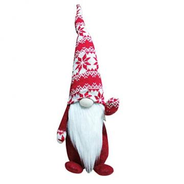 Schiffe aus Deutschland, TriLance Weihnachten Puppe, Weihnachten Deko, Handgemachte Wichtel Figuren Weihnachten Deko, Mini Santa Dolls, Süße Plüschtier, Weihnachtswichtel - 2