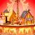 Sikora P33 LED Holz Weihnachtspyramide mit elektrischem Antrieb und Beleuchtung, Farbe/Modell:Motiv Laterne Schneemann Kind Häuser - 3