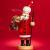 Sikora RM-A Räuchermännchen aus Holz 3 Größen Verschiedene Motive, Farbe/Modell:A01 rot - Weihnachtsmann, Größe:Höhe ca. 15 cm - 2