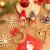 Strohsterne Weihnachtsbaum, 52 Stück Weihnachtlicher Baumschmuck Stroh Anhänger Strohstern, Christbaum Schmuck Strohanhänger natürlicher Christbaumanhänger Weihnachtsdeko - 4