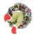Weihnachtsgirlande, Türkranz Herbst,Weihnachtsdieb Stahl Weihnachts-Sackleinen-Kranz, Adventskranz,Wie der Grinch Weihnachts-Sackleinen-Kranz Stahl, für Wohnzimmer Wandfenster (B-16 Zoll) - 1