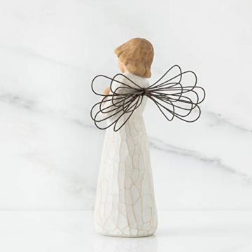 Willow Tree 26020 Figur Engel der Heilung, 3,8 x 3,8 x 12,7 cm - 3