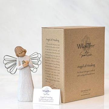 Willow Tree 26020 Figur Engel der Heilung, 3,8 x 3,8 x 12,7 cm - 5