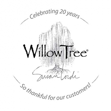 Willow Tree 26130 Figur Susan Lordi, Zufriedenheit, Glück, Fröhlichkeit, 3,8 x 3,8 x 14 cm - 7