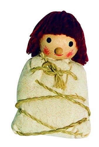 Winzlinge 309-21 Krippenfiguren Set klein - Weihnachten Weihnachtsgeschichtehte - 6