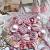 YILEEY Weihnachtskugeln Weihnachtsdeko Set Rosa 88 STK in 19 Farben, Kunststoff Weihnachtsbaumkugeln Box mit Aufhänger Christbaumkugeln Plastik Bruchsicher, Weihnachtsbaumschmuck, MEHRWEG - 4