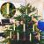 ZIYOUDOLI 10/20/30/40er Kabellose Kerzen LED Weihnachtskerzen mit Fernbedienung Timer Dimmbar,LED Weihnachtskerzen mit Fernbedienung kerzen (40stück) - 2